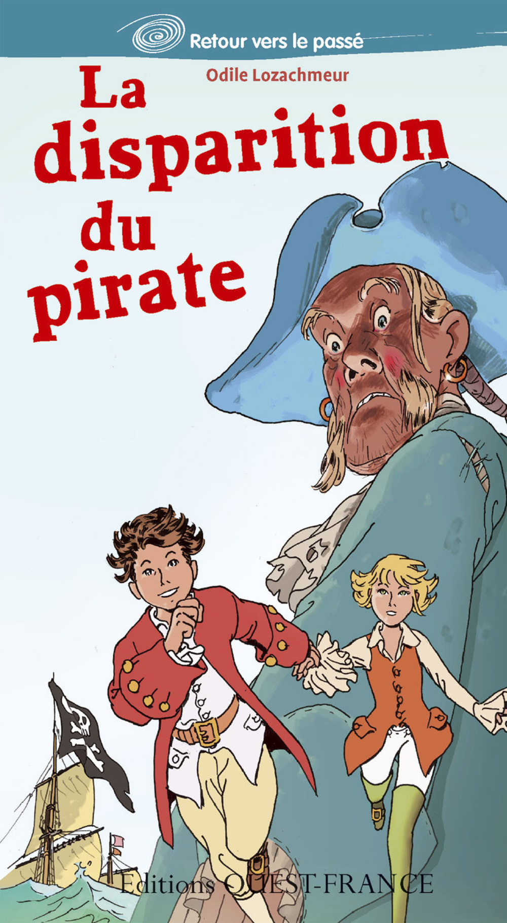 La disparition du Pirate
