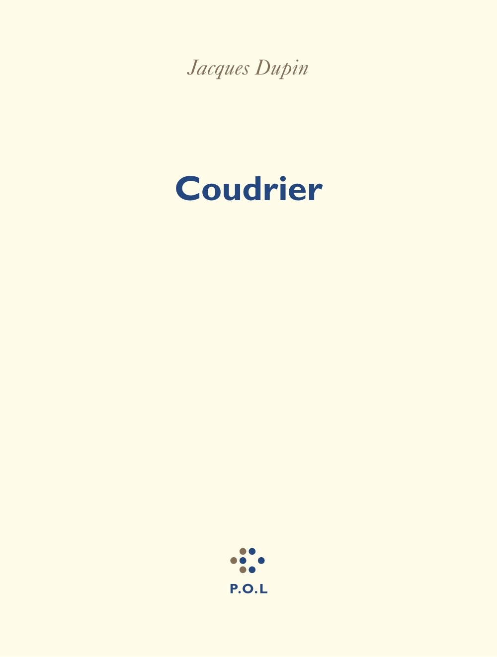 Coudrier