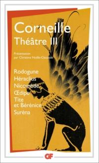 Théâtre III