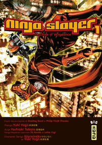 Ninja slayer - Tome 1