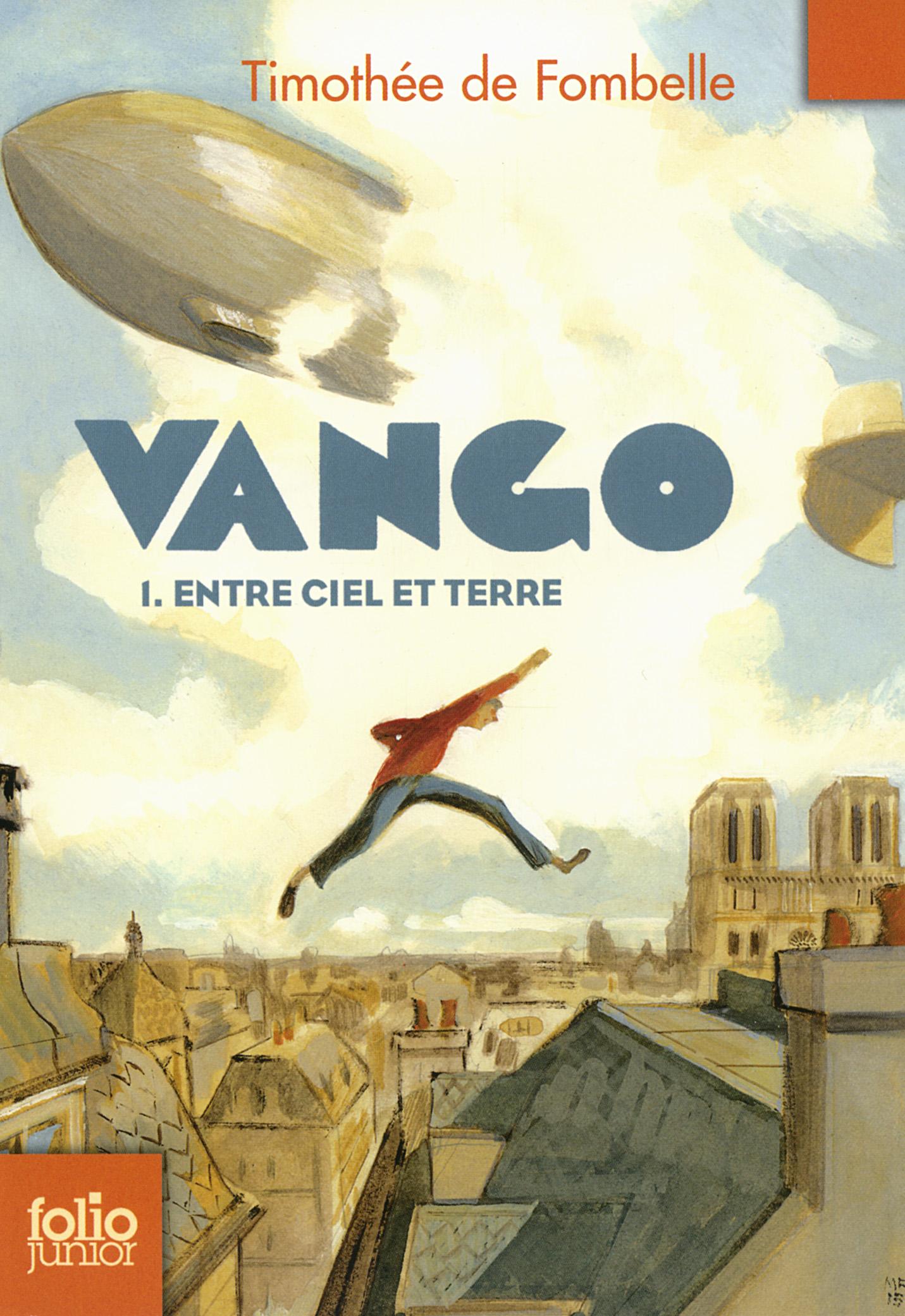 Vango (Tome 1) - Entre ciel et terre