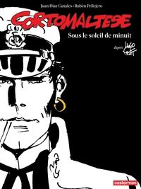 Corto Maltese (Tome 13) - Sous le soleil de minuit (édition enrichie noir et blanc) | Díaz Canales, Juan
