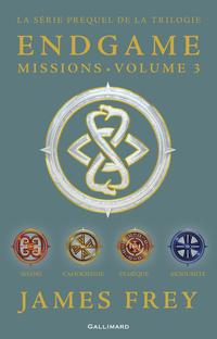 Endgame : Missions (volume 3). Shang, Cahokienne, Olmèque, Aksoumite