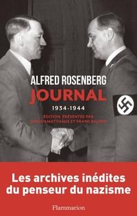 Journal | Rosenberg, Alfred