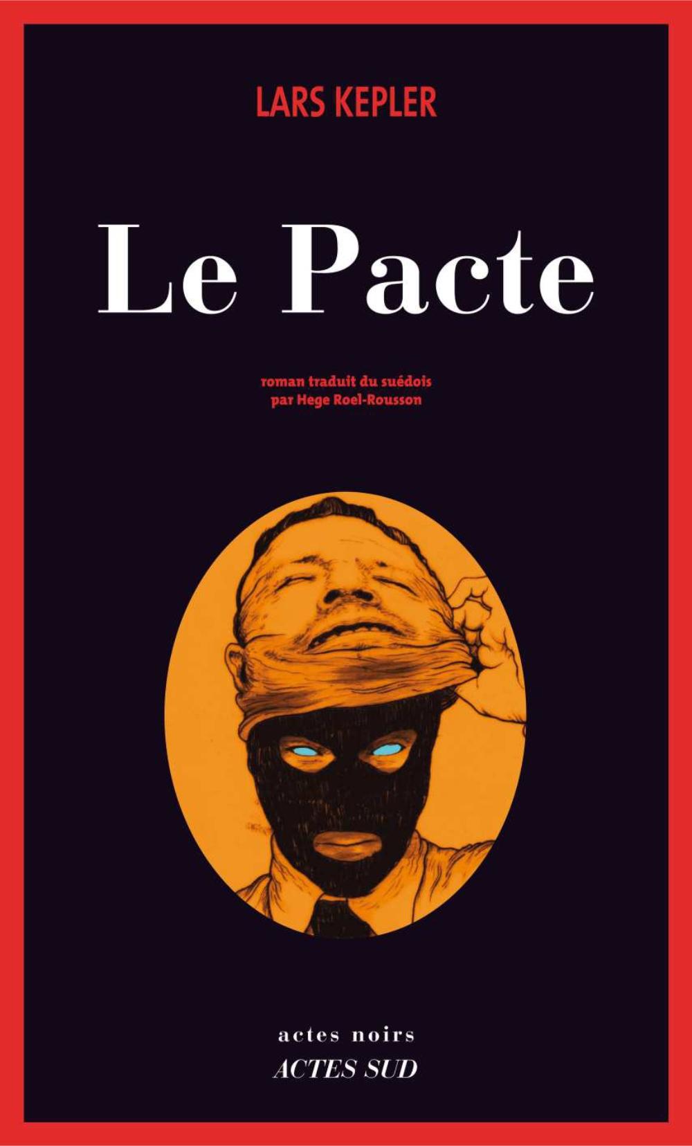 Le Pacte | Kepler, Lars