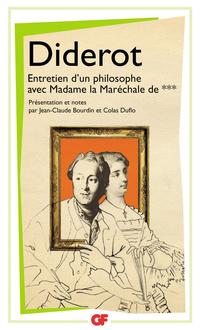 Entretien d'un philosophe a...