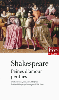 Peines d'amour perdues | Shakespeare, William
