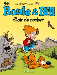 Boule et Bill - Tome 36 - Flair de cocker