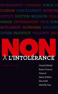 Non à l'intolérance