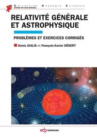 Relativité générale et astrophysique