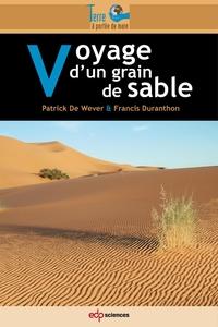 Voyage d'un grain de sable
