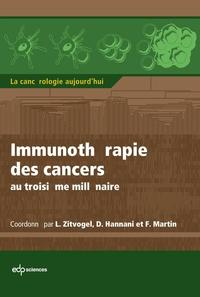 Immunothérapie des cancers ...