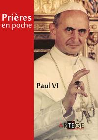 Prières en poche Paul VI