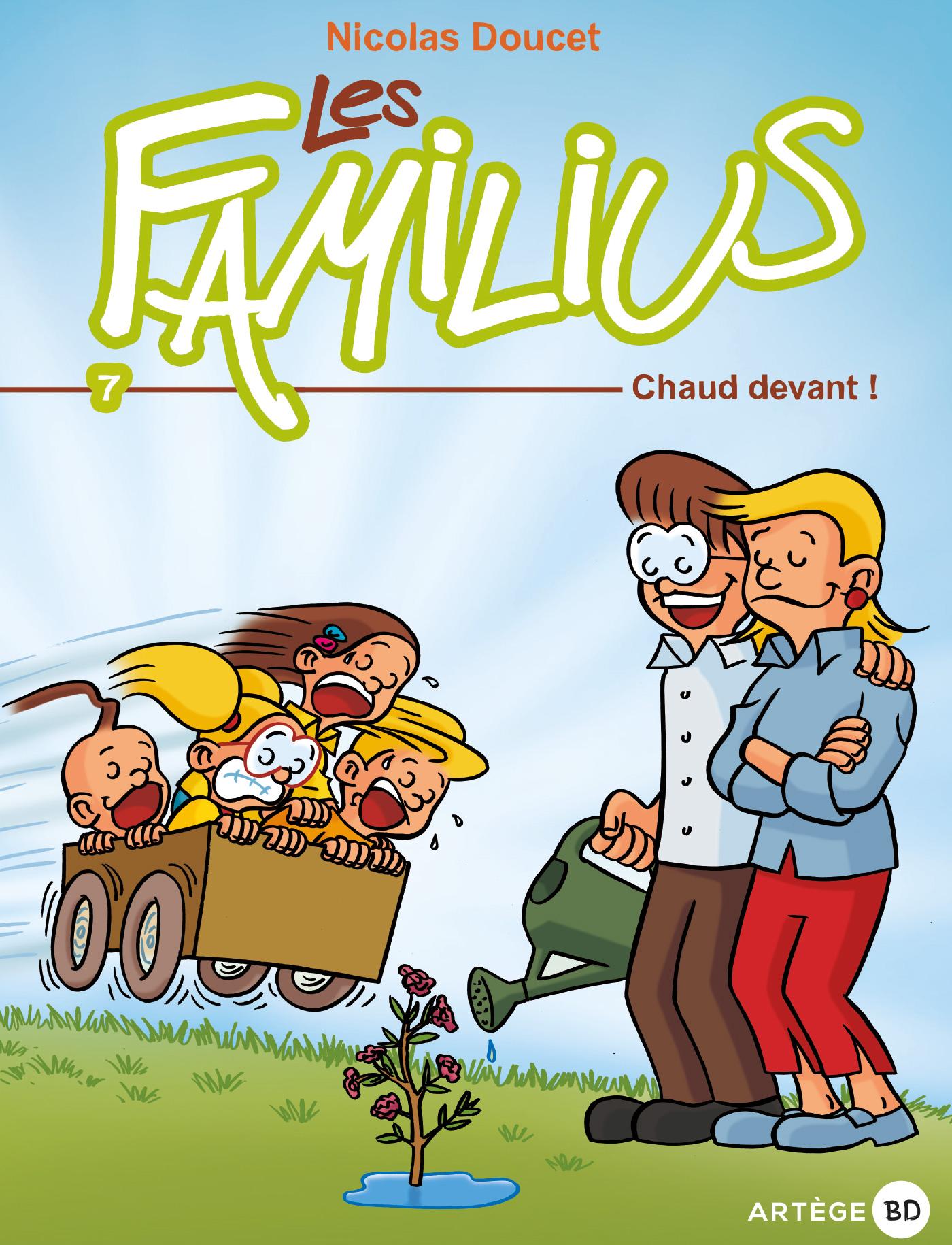 Les Familius (Tome 7) - Chaud devant !