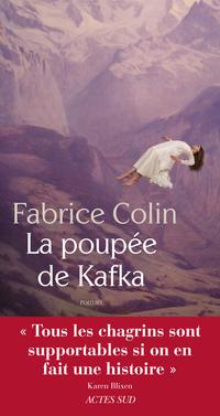 La poupée de Kafka | Colin, Fabrice