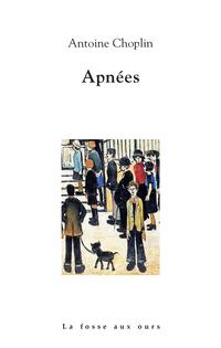 Apnées | CHOPLIN, Antoine