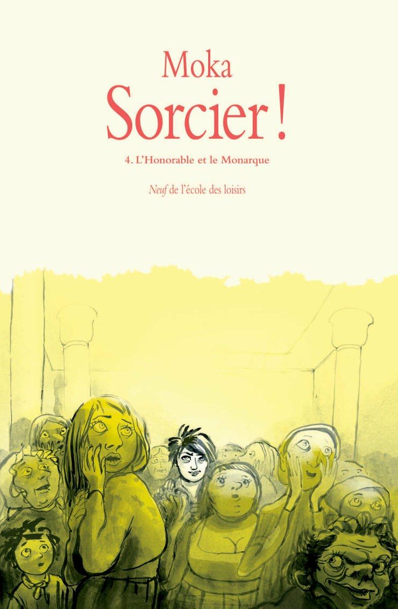 Sorcier !, Tome 4