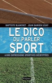 Le Dico du parler sport