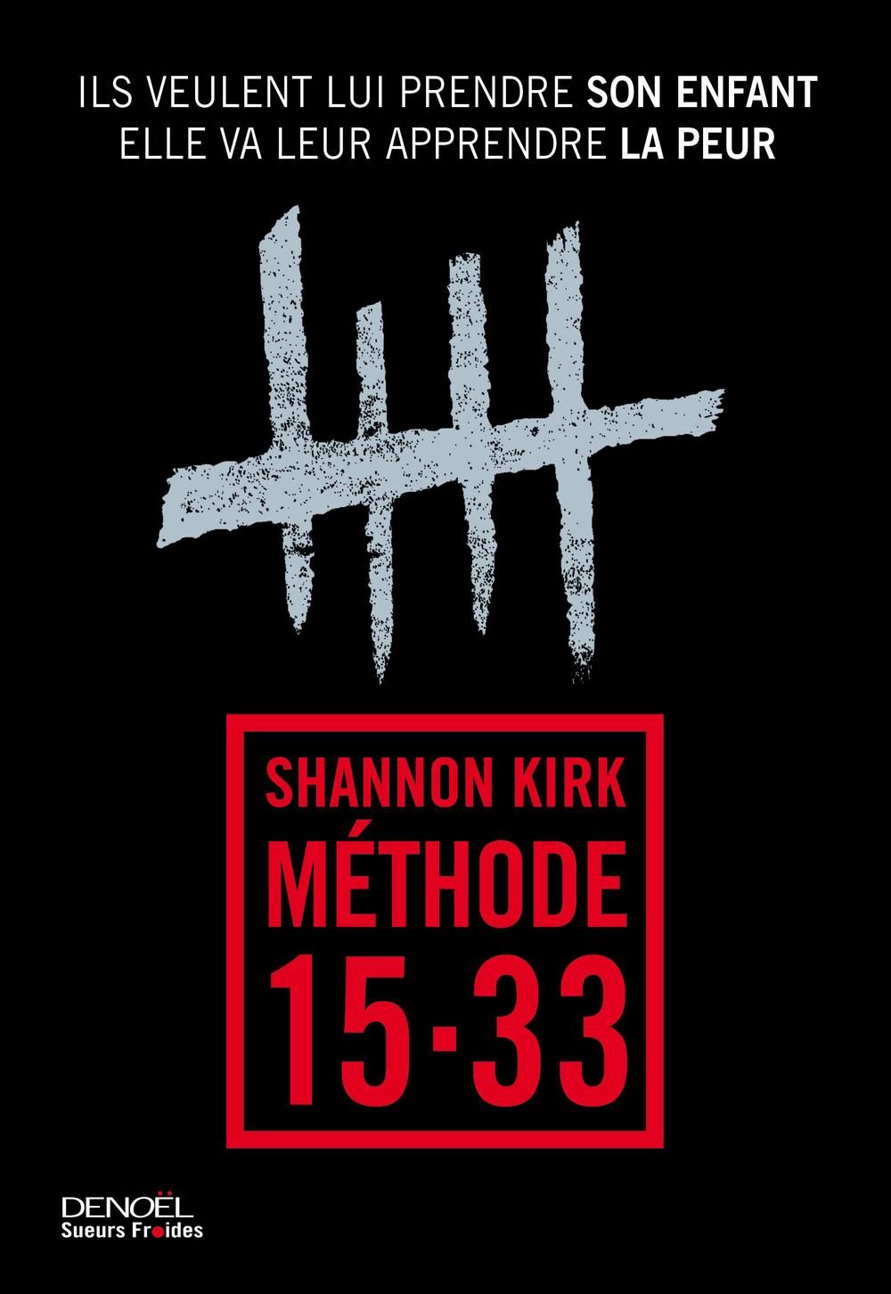 Méthode 15-33 | Kirk, Shannon