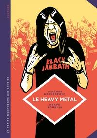 La petite Bédéthèque des Savoirs - Le heavy metal