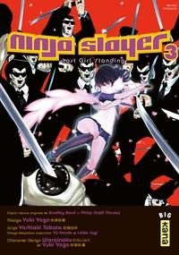 Ninja slayer - Tome 3