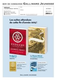 Catalogue Gallimard Jeuness...