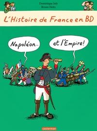 L'Histoire de France en BD - Napoléon... et l'Empire !
