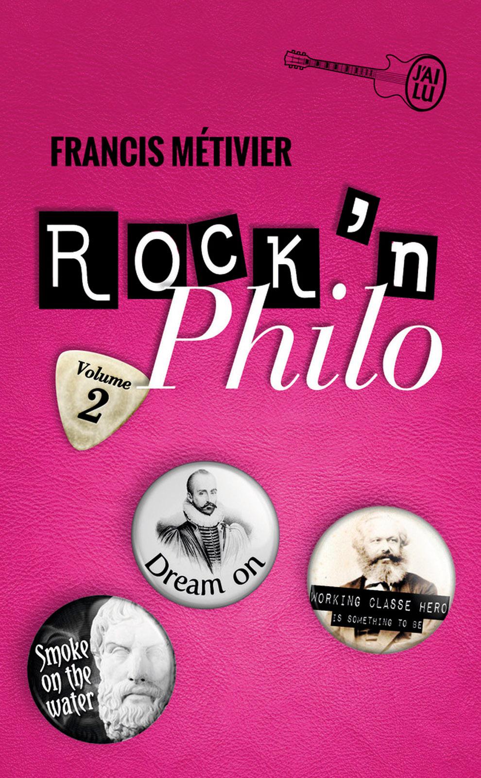 Rock'n philo (Volume 2)