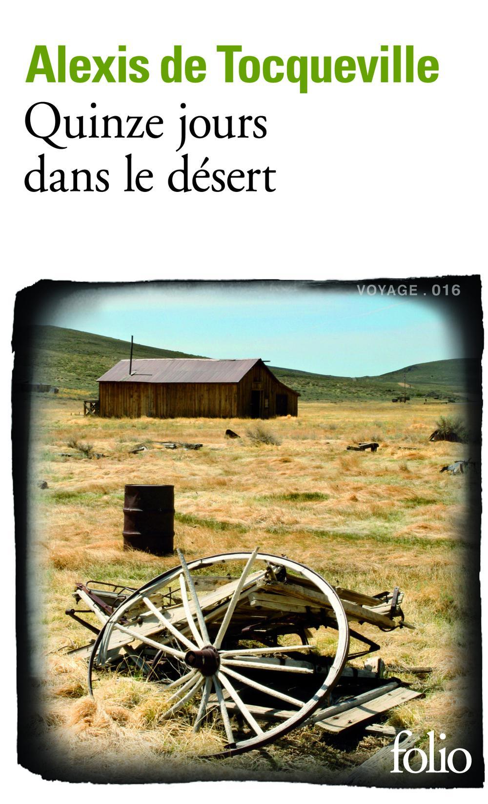 Quinze jours dans le désert