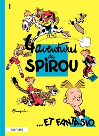 Spirou et Fantasio - Tome 1...