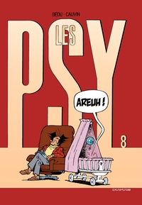 Les Psy - Tome 8 - AREUH !