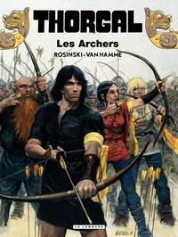 Thorgal - tome 09 – Les archers |