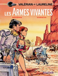 Valérian - Tome 14 - Armes vivantes (Les)