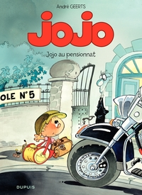 Jojo - Tome 12 - Au pensionnat