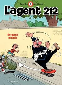 L'Agent 212 - Tome 9 - BRIGADE MOBILE