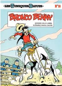 Les Tuniques Bleues - Tome 16 - BRONCO BENNY