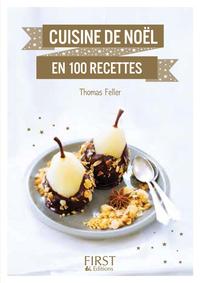 Petit Livre de - Cuisine de Noël en 100 recettes |