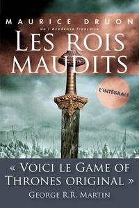 Les rois maudits - L'intégrale | DRUON, Maurice