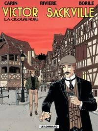 Victor Sackville - Tome 10 - La cigogne noire