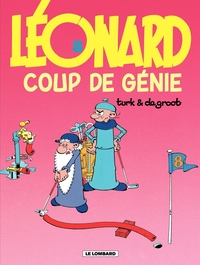 Léonard - tome 08 - Coup de génie
