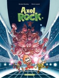Axel Rock  - tome 1 - Des stars dans les étoiles