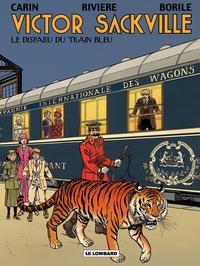Victor Sackville – tome 21 – Le Disparu du Train Bleu