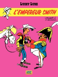 Lucky Luke - tome 13 – L'Empereur Smith