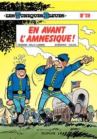Les Tuniques Bleues - Tome 29 - EN AVANT L'AMNESIQUE !