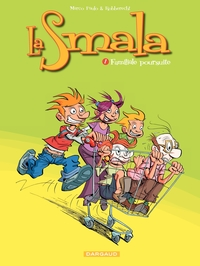 La Smala - tome 1 - Familiale poursuite