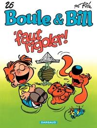 Boule et Bill - tome 26 - F...