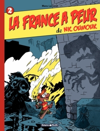 Nic Oumouk - tome 2 – La France a peur de Nic Oumouk   Larcenet, Manu