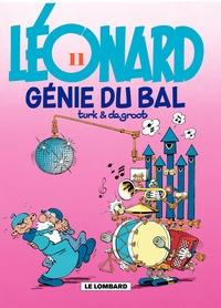 Léonard - tome 11 - Génie d...