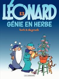 Léonard - tome 13 - Génie e...