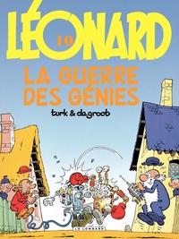 Léonard - tome 10 - La guer...